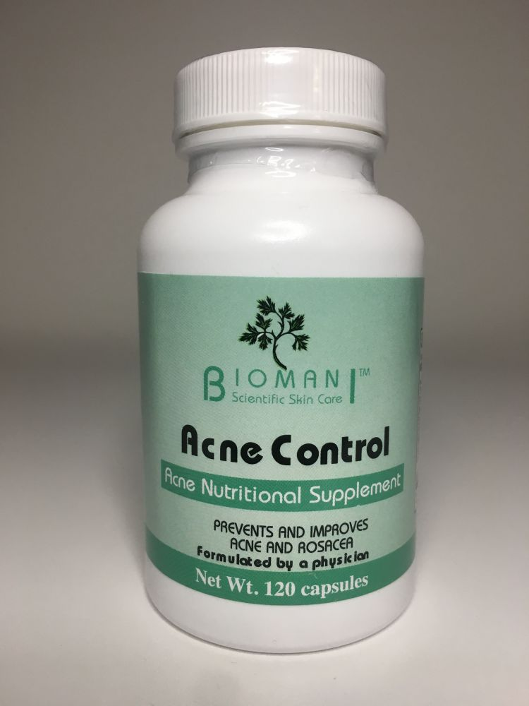 Acne Nutritional Supplement