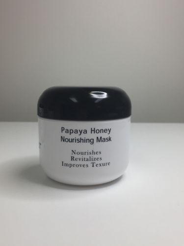 Papaya Honey Mask